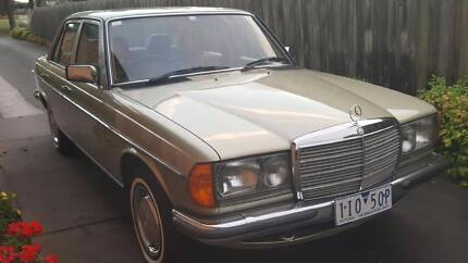 1984 Mercedes-Benz 280 Sedan Cranbourne Casey Area Preview