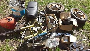 Honda z50 and Dax parts lot Jacobs Well Gold Coast North Preview