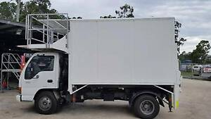 HYDRAULIC PAN-TECH BODY & TAILGATE Meridan Plains Caloundra Area Preview