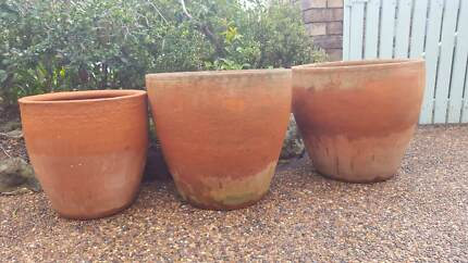 Terracotta pots for sale