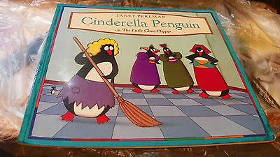 Pair Cinderella Penguin or Little Glass Flipper Little Penguin By A.J. Wood - $10.55