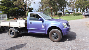 2004 holden rodeo Hastings Mornington Peninsula Preview