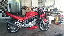 2001 TRIUMPH SPRINT RS 2001 MODEL Torquay Fraser Coast Preview