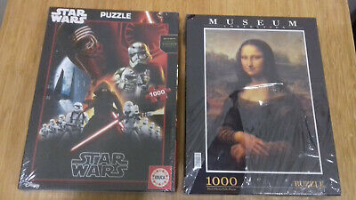 Star Wars The Force Awakens Jigsaw - Educa 16524 - 1000 Pieces + free Jigsaw