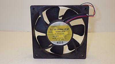 "Sunon KD1212PTB3-6A DC12V 2.4W 4 3//4/"" Case Fan  120x120x25mm DC 12V 1.9W"