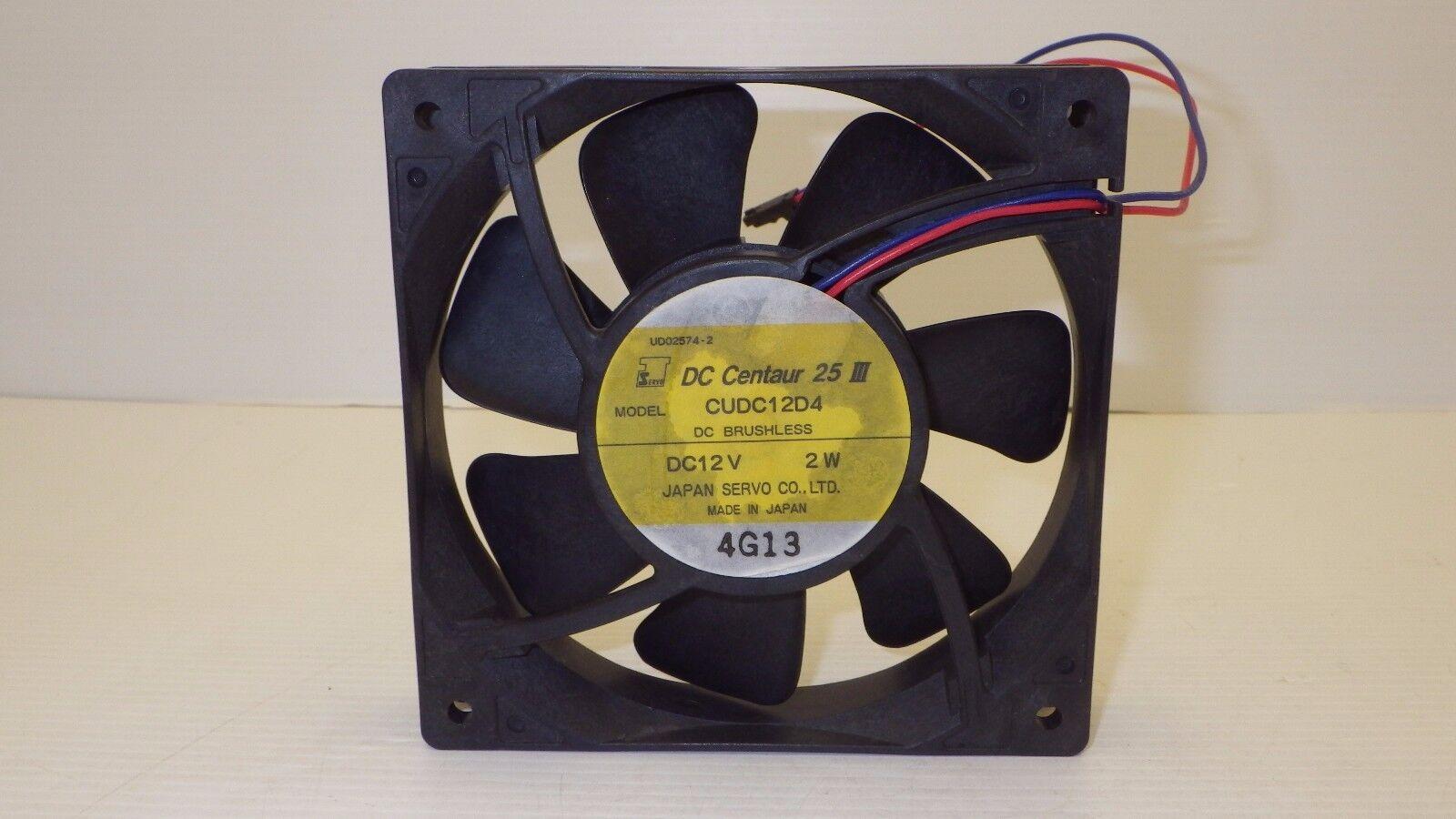 Lian LI LI121225BL-4 Case Fan DC 12V 027A 120mm X 25mm