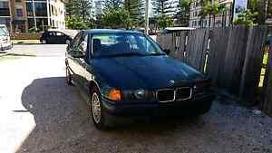 1996 BMW E36 318i - $2000 Mermaid Beach Gold Coast City Preview