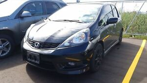 2013 Honda Fit Sport (A5)