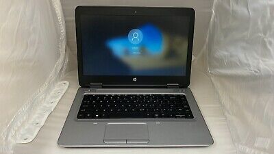 "HP ProBook 645 G2 Laptop - AMD A6-8500B @1.6GHz, 8GB, 500GB, 14"", Windows 10"