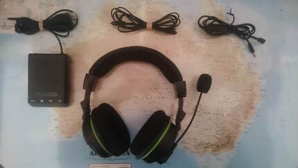 Turtle Beach X42 Wireless Headset Bexley North Rockdale Area Preview
