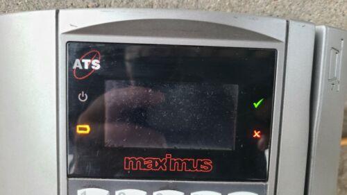 "ATS Maximus MXS2105/09 Standard Terminal(with biometric & ""swipe"" card readers)"