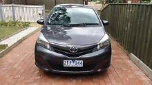 2012 Toyota Yaris Hatchback Canberra Region Preview