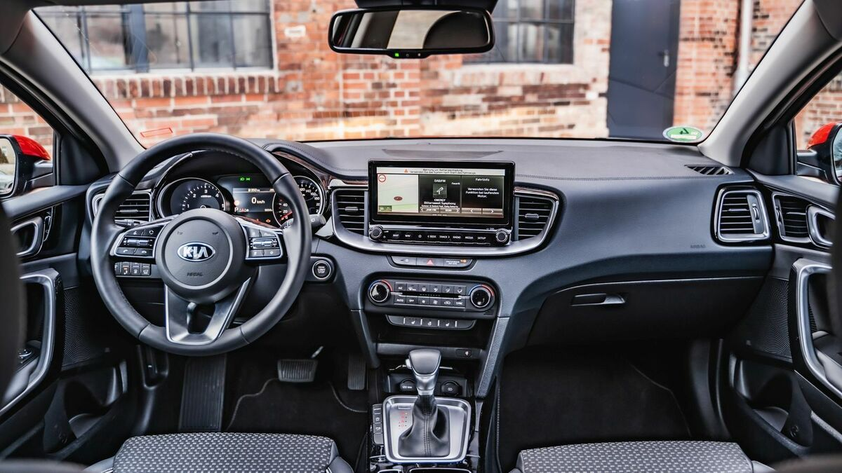 Kia XCeed 2019 Test  7