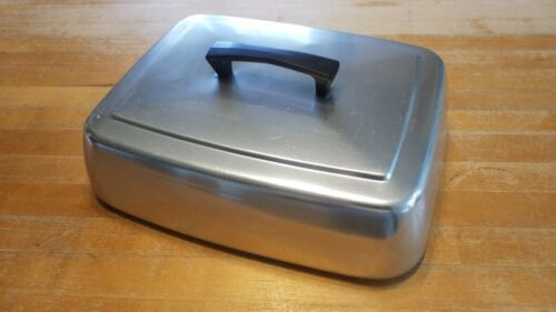 VINTAGE Miracle Maid LECTRO Electric SKILLET 3661 1400 watts PARTS Lid w/ Handle