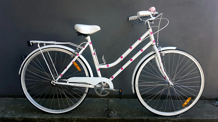 Ladies Custom Design Vintage Style Bike