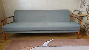 Daybed Couch Klappsofa Schlafcouch 50er 60er Danish style