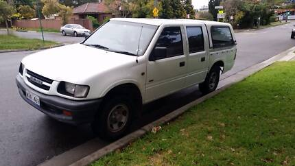 Cheap 1998 Holden Rodeo Ute in Sydney. Good Mechanical Condition! Earlwood Canterbury Area Preview