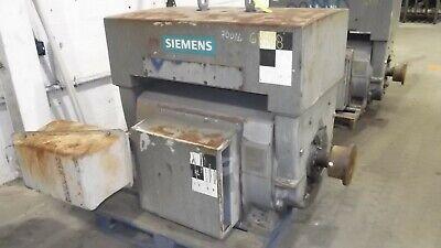 500 Hp Siemens Ac Electric Motor 1800 Rpm Fr 509s Wpiisb 2300 V Eok