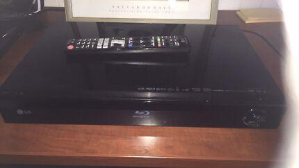LG Bluray surround sound player