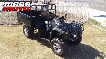 AG BOSS 300HD QUAD by MONO MOTO - TIPPER TRAY - ELSTAR AUTO QUAD