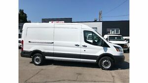 2018 Ford Transit T250 mid roof 148 fin or lease from 4.99%oac