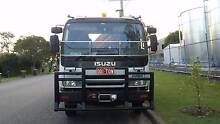 ISUZU TOW TRUCK WITH CRANE / TILT SLIDE / UNDER LIFT Gympie Gympie Area Preview