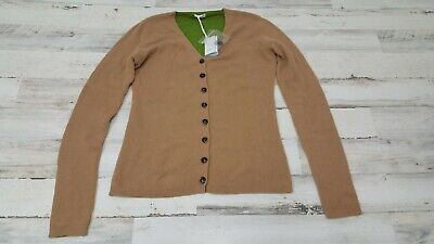 Malo Firenze Women Cardigan  Sweater Cashmere New EU 46
