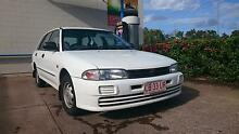 1999 mitsubishi stationwagon Nightcliff Darwin City Preview