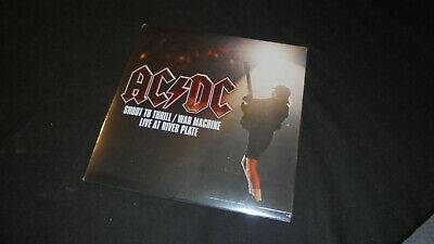 AC/DC ‎Shoot To Thrill / War Machine (Live At River Plate) 2011 SEALED 7