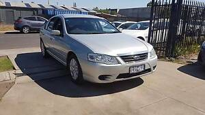 2007 Ford Fairmont BF MKII Sedan DEDICATED GAS AUTO Williamstown North Hobsons Bay Area Preview