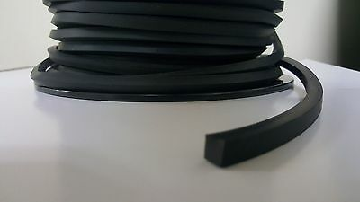 Buna O-ring Square Cord .4375 70 Duro 716  Thick 10 Ft Roll Free Shipping