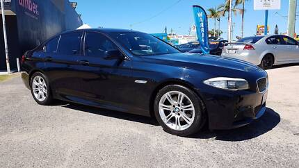 2010 BMW 520d - AUTO - SUPER LOW KMS - FREE 5 YEAR WARRANTY!!!!