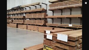 We sell merbau decking and fencing material direct to public.