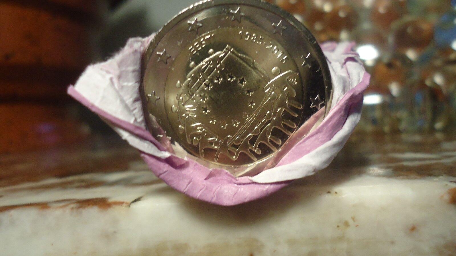 2 euro Estonie 2015
