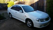 2002 Nissan Pulsar Sedan Ainslie North Canberra Preview
