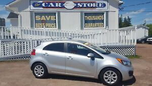 2013 Kia Rio5 LX+ECO!! HEATED SEATS!! BLUETOOTH!!