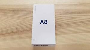 NEW Samsung A8 - Receipt - Warranty