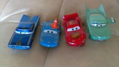 Disney Pixar Cars Rare Lot Sally with Cone Ghostlight Ramone Tongue McQueen Flo