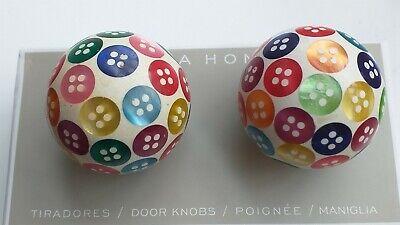 2 door knobs Zara Home