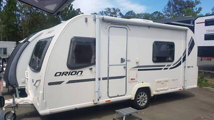 2012 Bailey Orion lightweight Loganholme Logan Area Preview