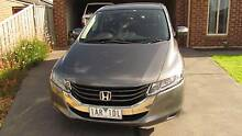 2010 Honda Odyssey Wagon with RWC Cranbourne East Casey Area Preview