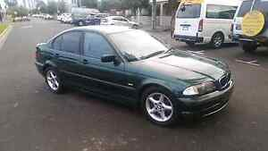 BMW e46 318i Automatic 1999. Runs and drives well, current permit Port Phillip Preview