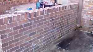 Bricklaying specialist/portrait walls/Concreting Victoria Point Redland Area Preview