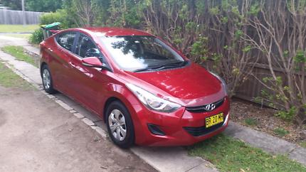 Wanted: 2012 Hyundai Elantra