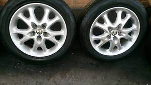 """16"""" Rims and Tyres 205/55R16 Dandenong South Greater Dandenong Preview"""