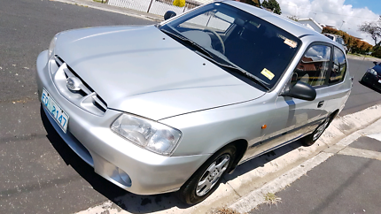 2002 Hyundai accent 191422km Claremont Glenorchy Area Preview