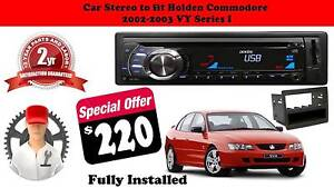 Holden Commodore VY Series I Single Din AX1501 Stereo Dandenong North Greater Dandenong Preview