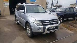 2008 Mitsubishi Pajero 25th Anniversary Auto 7 Seats TURBO DIESEL Williamstown North Hobsons Bay Area Preview