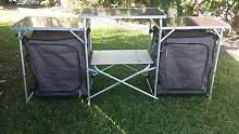 Camping table/kitchen set Trinity Beach Cairns City Preview