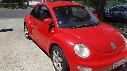 VW New Beetle 2002 Sandringham Bayside Area Preview